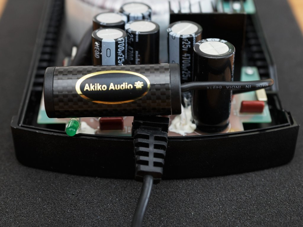 Akiko Audio modificatie SB