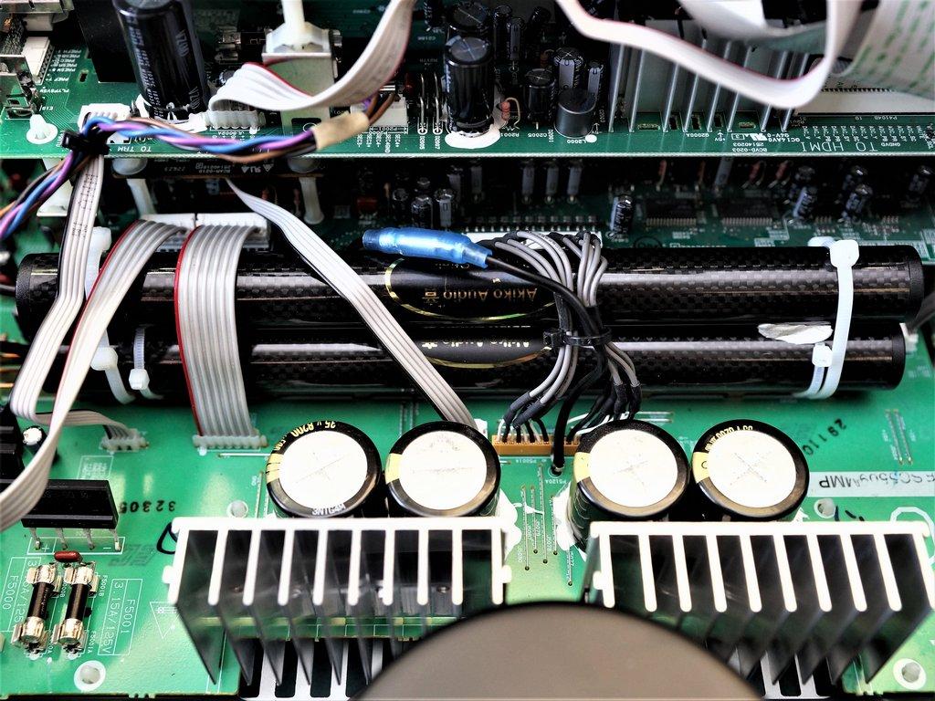 Akiko Audio Modificatie 5509